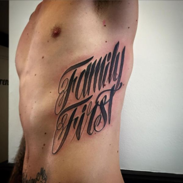 Lettering Yatush Tattoo Amsterdam Ink And Art