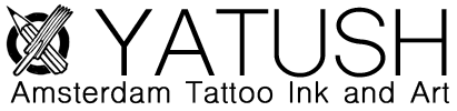 yatush tattoo amsterdam ink and art Logo